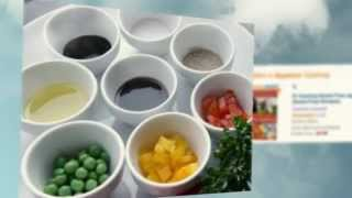 Gluten Free Appetizers Book Trailer - Gluten-free Recipes