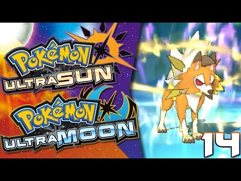 TENSEN & THE MASTER! | Pokémon Ultra Sun & Ultra Moon #14