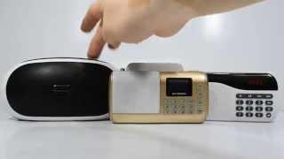 Novelview Portable Speaker Singbox V1 Review