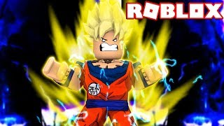 🔥 the STRONGEST SAYIANIN in the world! | ROBLOX #267