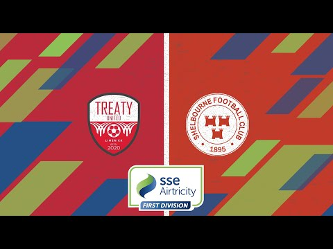 HIGHLIGHTS | Treaty United 1-1 Shelbourne