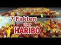 7 INTERESSANTE FAKTEN ÜBER HARIBO