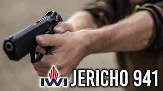 IWI Jericho 941 Review: The Israeli 9mm Handgun