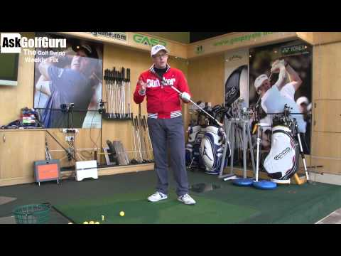 The Golf Swing Weekly Fix Pelvis Bend and More