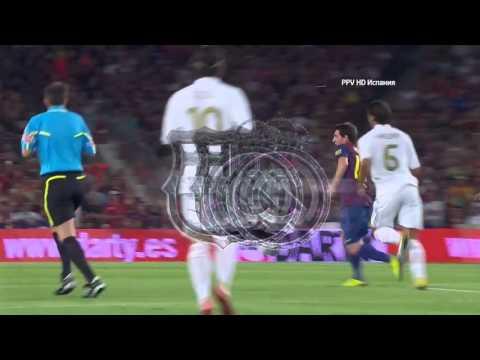 barcelona vs real madrid 3-2 super cup 2011 full match
