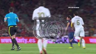 barcelona vs real madrid 3-2 super cup 2011 full match