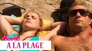 En couple à Ibiza:  A la plage