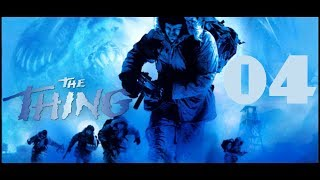THE THING - Cap 4 - Caminantes