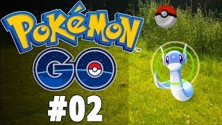 Pokemon GO Part 2 - A Rare Pokemon?! Gameplay Walkthrough