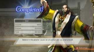 Let's Play Dynasty Warriors 7 Xtreme Legends [German] part 1 Für die Gelben Turbane!