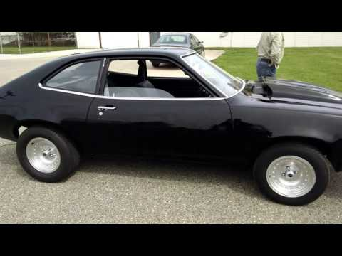 351 Cleveland V8 Powered Ford Pinto part II- up and run ...