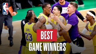 Download NBA's Game Winning Buzzer Beaters | 2018-19 Season | #TissotBuzzerBeater #ThisIsYourTime Mp3 and Videos