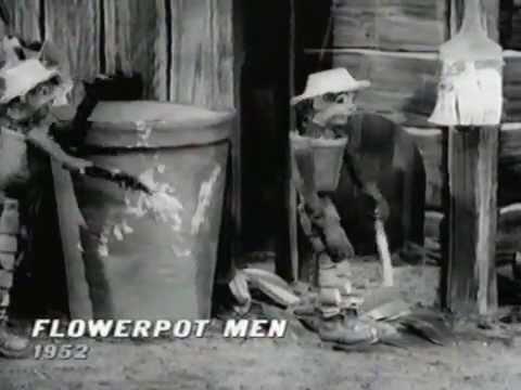 YouTube & Bill \u0026 Ben The Flower Pot Men (1952)