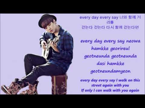 B1A4 Lonely[Han+Rom+Eng Lyrics]