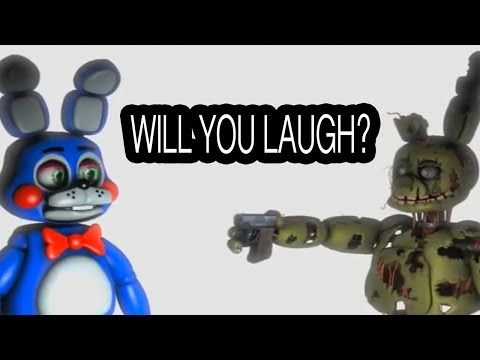 FNAF: Can you get to the end without LAUGHING? (TRY NOT TO LAUGH SFM)