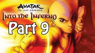 Avatar - The Last Airbender: Into the Inferno Walkthrough PART 9 (PS2, Wii) [Full - 9/11]