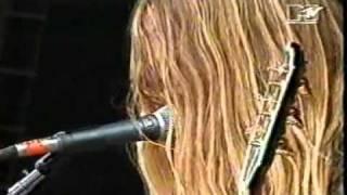 Zakk Wylde - Pride & Glory - War Pigs ( LIVE )