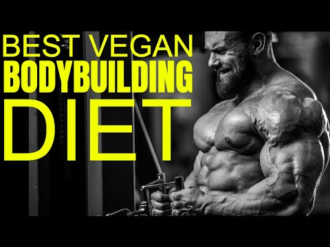 The Best Vegan Diet For Bodybuilding