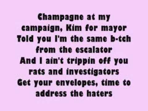 Lil Kim Whoa Lyrics