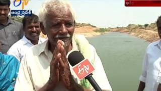 Krishna Water (Handri-Neeva)  Brings Happiness to Anantapuram Farmers