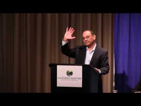 2014 California Maritime Leadership Symposium - Day 2 Oil Transportation