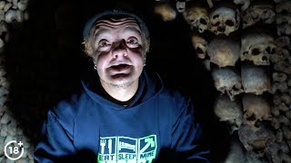 PARIS CATACOMBS | CITY OF THE DEAD !