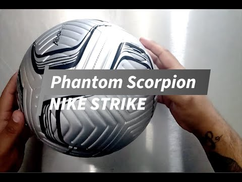 Absurdo Intrusión costilla  Nike Strike Phantom Scorpion - YouTube