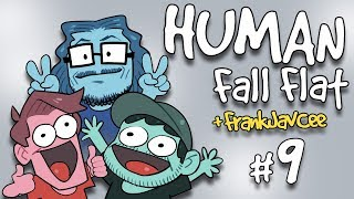 Human Fall Flat (ft. FrankJavCee) - EP 9: See-Saw Yee-Haw