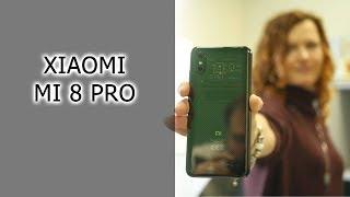ВПЕЧАТЛЕНИЯ | Xiaomi Mi 8 Pro с прозрачной крышкой!
