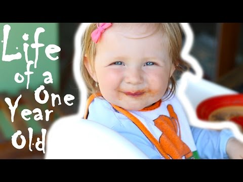 Life Of A One Year Old - Short Movie by Uncle Charlie