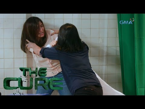 The Cure: The rabid woman attacks Charity