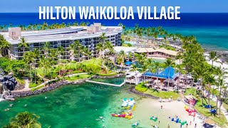 Hilton Waikoloa Village Tour