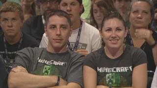 MINECON 2016 Hermitcraft: Growing and Maintaining a Strong Server Community