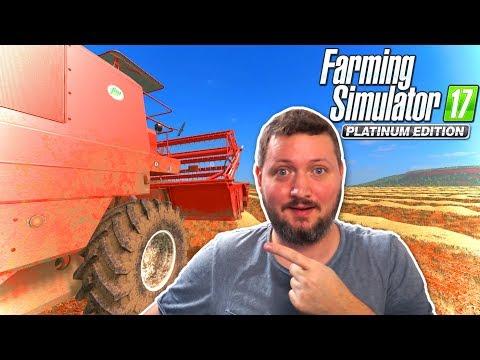 ER FARMING TILBAGE?! - Farming Simulator 2017 Platinum Edition Dansk Ep 1
