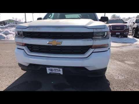 2018 Chevrolet Silverado 1500 Great Falls Bozeman Billings Butte Helena Mt Montana Jg467403