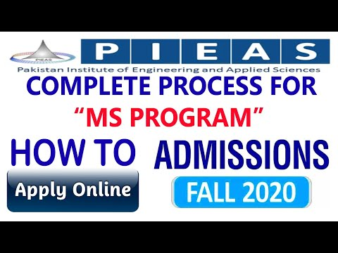 how-to-apply,-for-ms,-program,-in-pieas,-university-islamabad,-fall-admission-2020,-complete-process