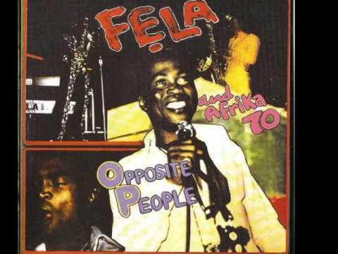 Fela Kuti - Opposite People (Part 1)