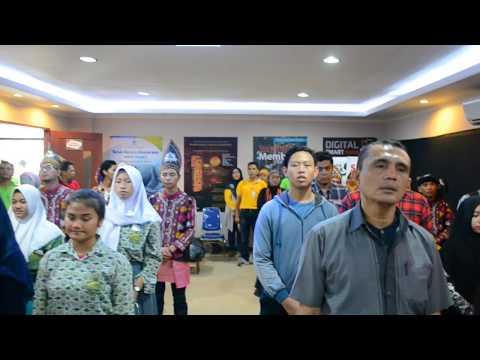 Indonesia Raya di Sanggar Sastra Balai Pustaka