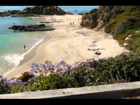 Beautiful Treasure Island Park Beach Laguna Beach CA