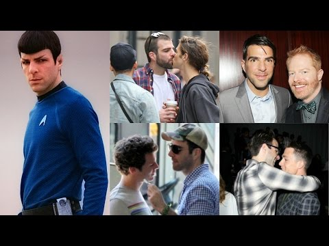 Boys Zachary Quinto Dated!