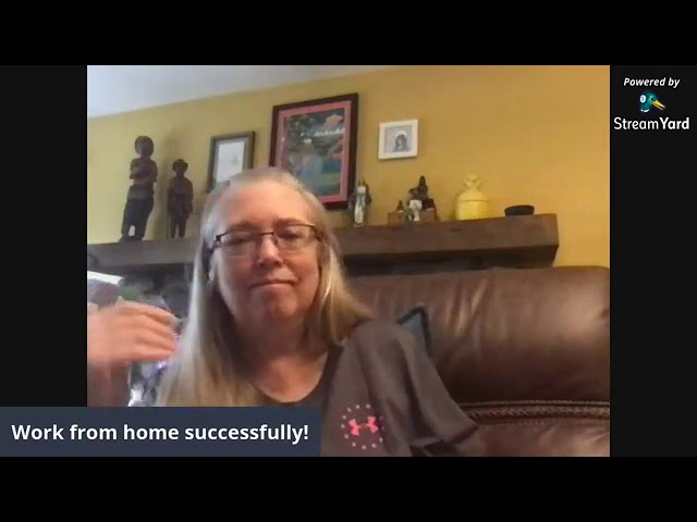 10 key strategies for working/school from home