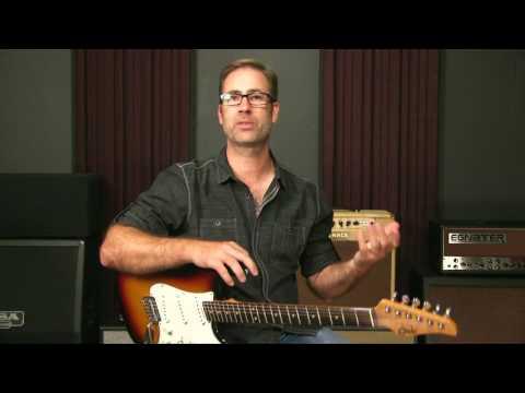 Blues Rhythm Guitar Lesson - Subtractive Rhythm