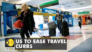 United States to lift travel restrictions on overseas visitors | WION Latest News | World News
