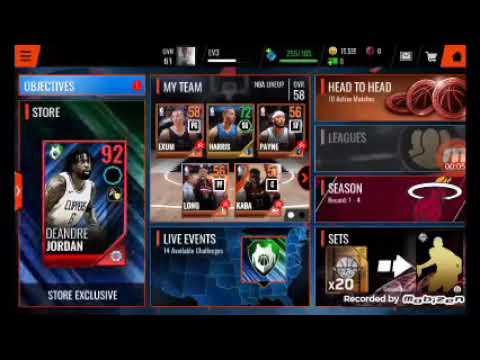 HD/thử chơi game NBA Live
