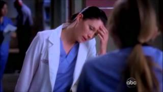 Lexie and Meredith ''you're a Grey''