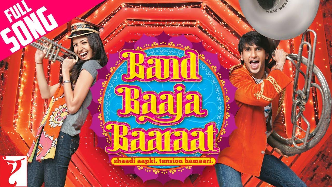 Band Baaja Baaraat - Title Song | Ranveer, Anushka | Salim ...