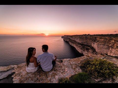Spain, Portugal, & Malta in 4k - Honeymoon drone video