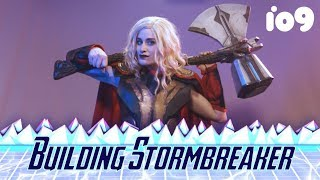 How to Build Thor's New Hammer, Step By Step   Cos/Play