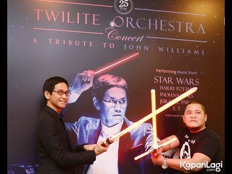 Addie MS Gelar Konser Untuk Pecinta Star Wars Mp3