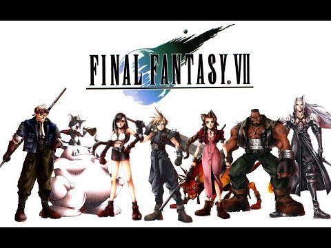 Rescue Breathing - Let's Play Final Fantasy VII - Episode 26